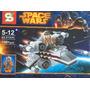 Mini Figuras Naves De Combate Coleccion Star Wars