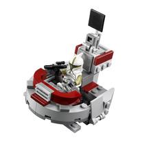 Juguete Para Armar Lego 75000 Clone Troopers Vs Droidekas