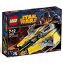 Lego Star Wars 75038 Jedi Interceptor - Mundo Manias