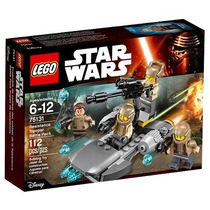 Lego Star Wars 75131 Resistance Trooper Battle Pack 2016