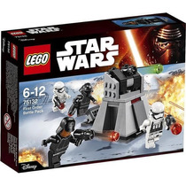 Lego Star Wars 75132 First Order Battle Pack En Stock