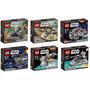 Lego Star Wars Microfighters Nuevos!! Toda La Colección