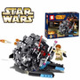 Star Wars Nave Rueda General Grievous Bloques Sy Simil