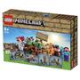 Lego Minecraft 21116 Crafting Box 2015 Crea Tu Propio Juego!