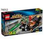 Lego Juguete Niños Batman The Riddler Chase 76012