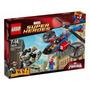 Lego 76016 Heroes Spiderman Helicoptero Jugueteria Aplausos