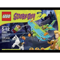 Lego Scooby Doo Set 75901 The Mistery Plane Nuevo En Stock