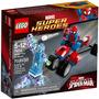 Lego Super Heroes - Spiderman Spider-trike Vs Electro 76014