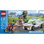Lego City Policia 60042 De 110 Piezas X Local A La Calle!!!