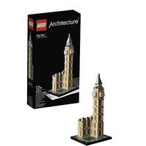 Lego 21013 Architecture Big Ben - Londres - Arquitectura -
