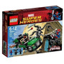 Lego Super Heroes Spiderman Spider-cycle Chase 76004 Giro Di