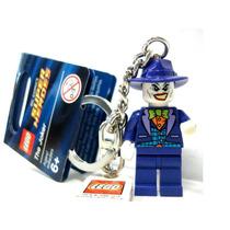 Llavero Lego Super Heroes : The Joker ! Original