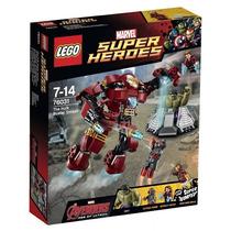 Lego Avengers Super Heroes 76031 Marvel Original