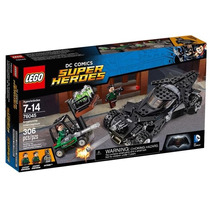 Lego Super Heroes 76045 Kryptonite Interception En Stock