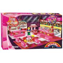 Mis Ladrillos Trixi Y Sus Amigas (fast Food)