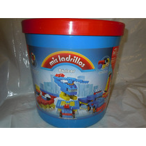 Mis Ladrillos -balde Grande Basicos 320 Pzas.