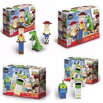 Combo Rasti Toy Story 2 X 1 Woody Rex Jessie + Buzz Y Alien