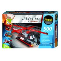 Rasti Motobox Helicoptero As350 Con Motor X 500 Pzas