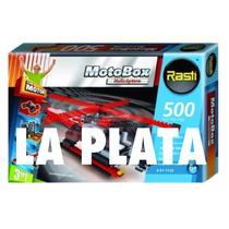 Rasti Motobox Con Motor 500 Piezas Helicoptero La Plata