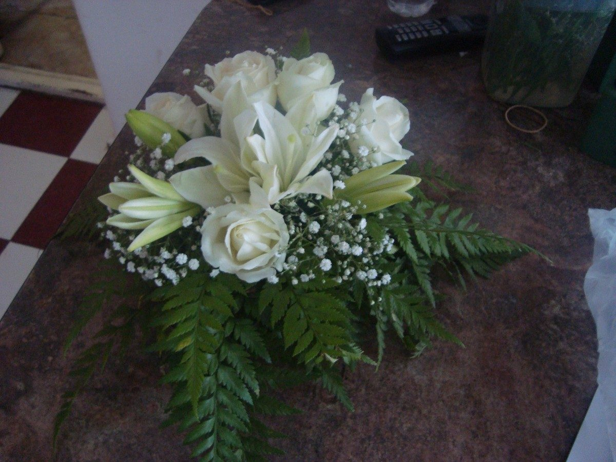 Flores de la boda de precio