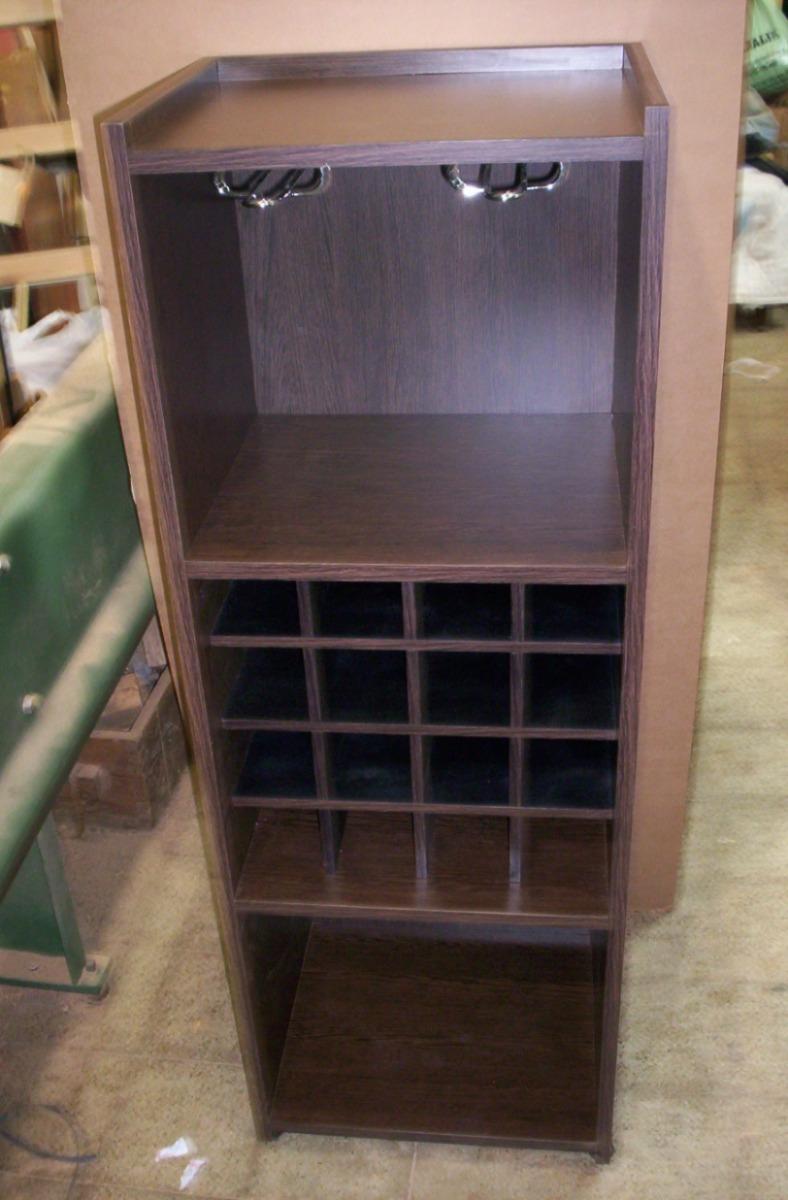 Muebles vinoteca idee per interni e mobili - Vinotecas de madera ...