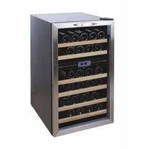 Heladera Cava Winefroz Mn32d 38 Botellas Doble Temperatura