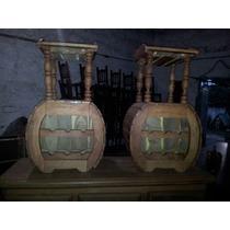 Bodega De Algarrobo 6 Botellas Con Copero