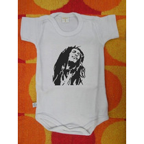 Body Bob Marley Exclusivo - Pintados A Mano - Rockeritos