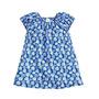 Vestido Gabardina H&m Algodon - Talle 9/12 Meses - Importado