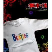 Body Beatles Exclusivo - Pintados A Mano - Rockeritos