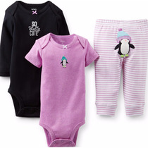 Carters Conjuntos Set X 3 Carters 0 A 24 Meses. Sale!!!