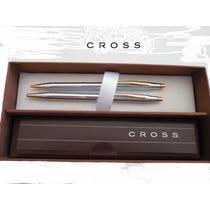 Set De Juego Cross Century Medalist Boligrafo+portamina