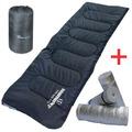 Bolsas Dormir Hummer 10° Temp Extrema + Aislante Aluminizado