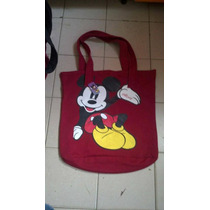 Bolsos Mickey/ Minnie