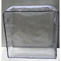 Bolsa Organizadora Estuche En Pvc Cristal