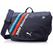 Bolso Puma Bmw Messenger Bag Bmw Motorsport