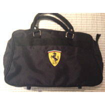 Bolso Ferrari, Impecable