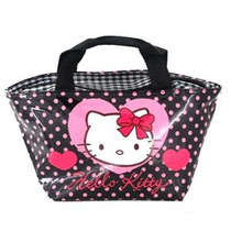 Valijita- Bolso- Cartera- Lunchera- Hello Kitty