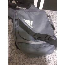 Adidas Bandolera Gris Unica, Unisex Color Gris