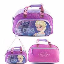 Bolso Frozen Original Wabro Disney Punto Bebe
