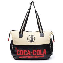Bolso De Viaje Coca Cola Vintage Original Wabro