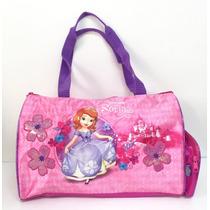 Bolso Carterita Princesa Sofia Con Licencia Disney Original