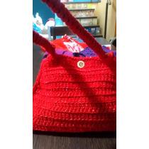 Artesanales Carteras Tejidas Crochet