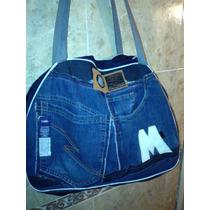 Bolsito De Jean Modelo Pantalón