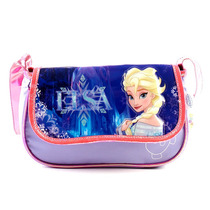Cartera Infantil Con Solapa Frozen Disney