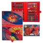 Set De Arte Infantil Cars Spiderman Barbie M High Mickey 81p