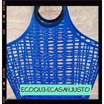 Bolsa De Feria Bolsa De Mercado Bolsa De Compras Plastica