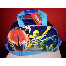 Bolso Trasparente Power - Ideal Para Natación - Original