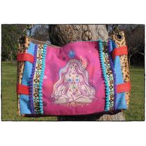 Cartera Tai- Hindú Hippie Chic- Artesanal-