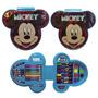Mickey Set De Arte 33 Piezas C/lic.disney Original